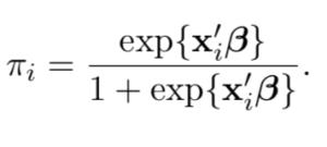 The Beautiful Binomial Logistic Regression